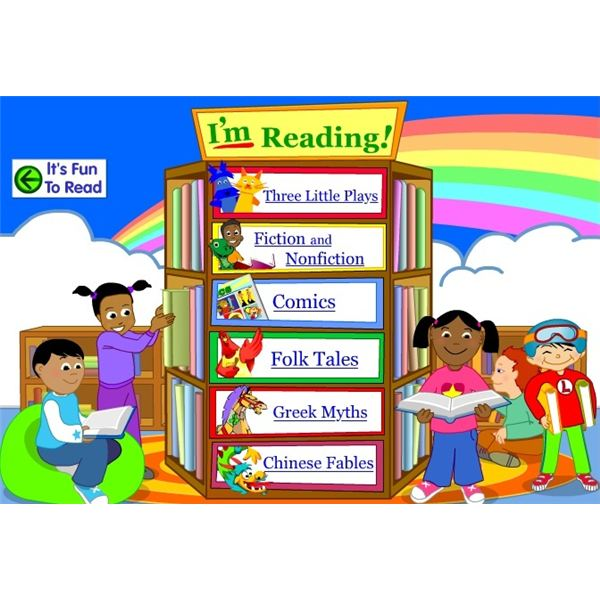 8 Free Second Grade Reading Resources Online: Sampling of ...