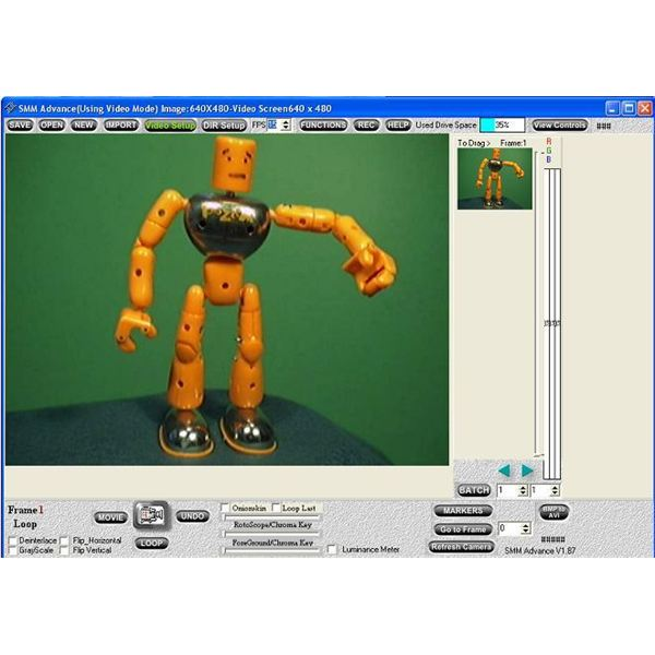 Best Five Stop Motion Photography Software Programs