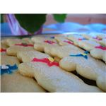 """""""Baby Shower Sugar Cookies"""" by Micah Taylor/Wikimedia Commons"""