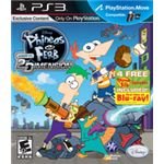 Phineas and Ferb Across the Second Dimension