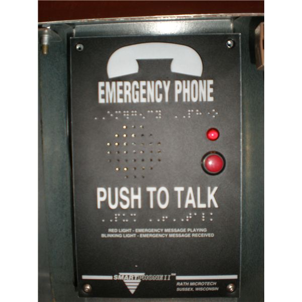 Emergency Phone or Smartphone?