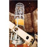 100 inch Hooker Telescope, Used by Edwin Hubble to Discover the First Evidence of the Expansion of the Universe