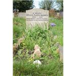 400px-Grave of Sylvia Plath - geograph.org.uk - 412470