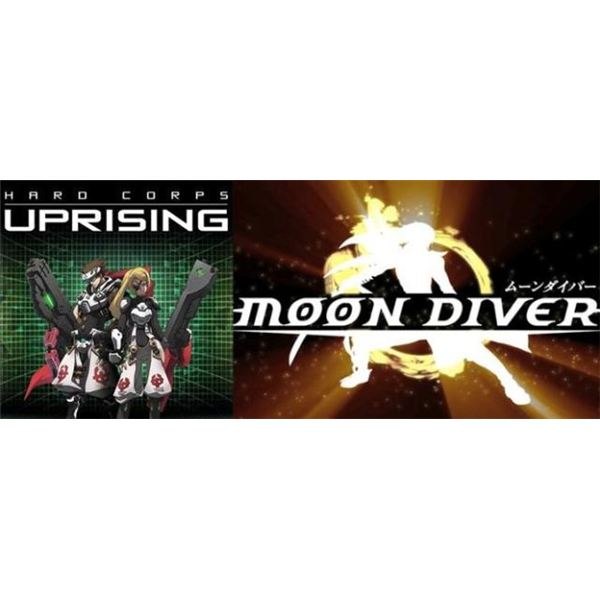 Hard Corps: Uprising vs. Moon Diver