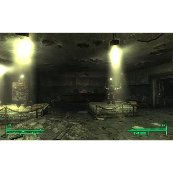 Fallout 3 - The RobCo Factory is Actually Fairly Safe