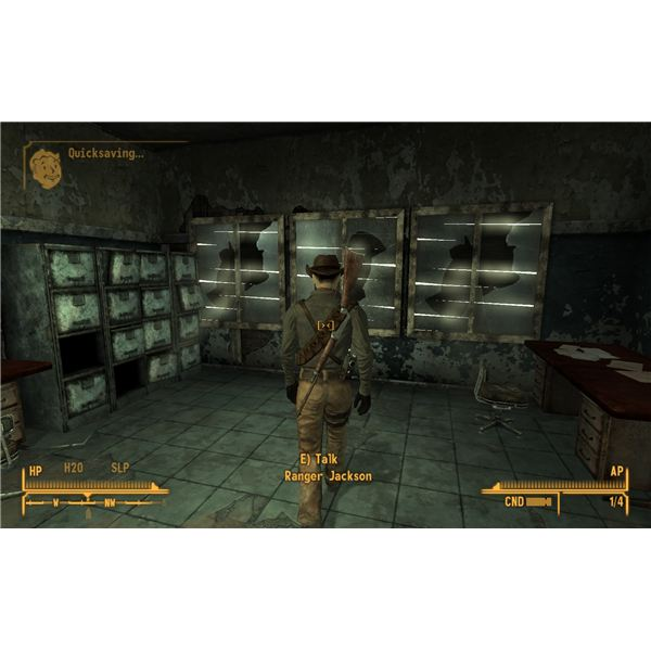 Fallout: New Vegas Walkthru - Can You Find It in Your Heart?