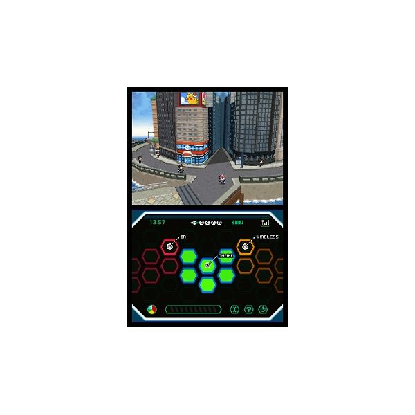 City in Pokemon Black
