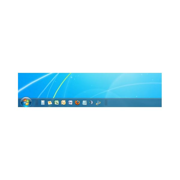 Create Your Own Quick Launch Toolbar in Windows 7