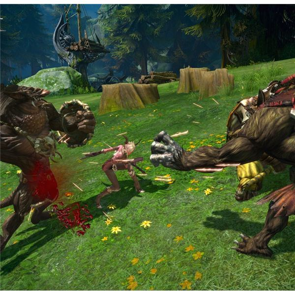 TERA Online Preview