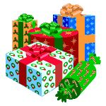 Christmas Gift Graphics