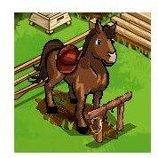 frontierville horse
