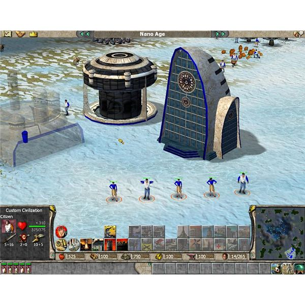 Empire earth review for windows pc empire earth the nanotechnology age gumiabroncs Images