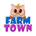 Farm Town of Facebook