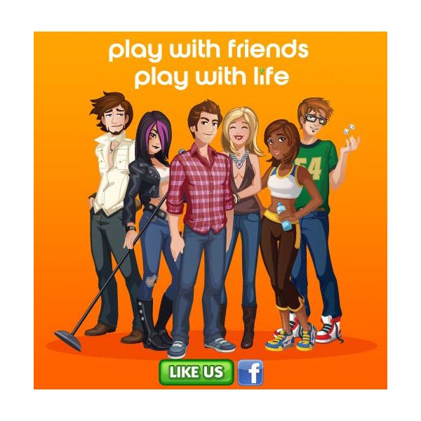 How to Find Facebook Friends for The Sims Social