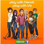The Sims Facebook game