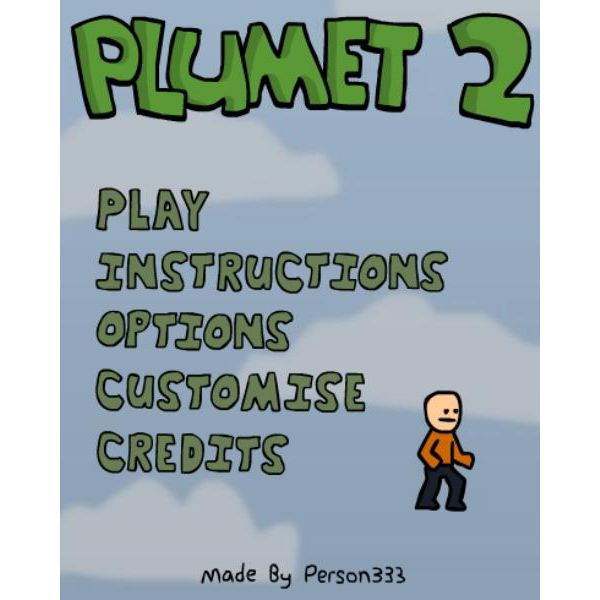 Plumet 2 Review - Not One of the Best Freeware Games but Still Good
