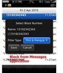 BuzzOff Block Calls
