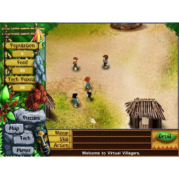 An Evolution of the Virtual Villagers Series - PC Gaming Article