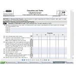 IRS Form 4684 Business