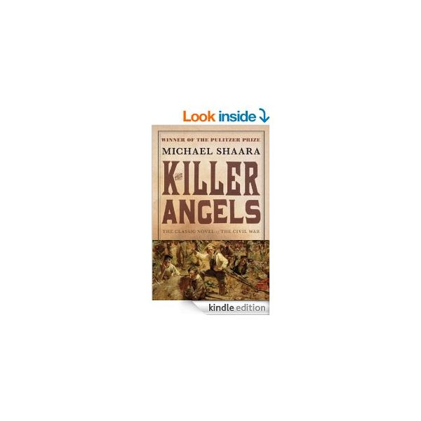 the killer angels gettysburg Free the killer angels papers, essays, and research papers.