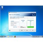Installing AVG Free on Windows 7