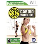 Golds Gym Cardio Workout for the Wii