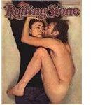 John Lennon and Yoko Ono by Annie Leibovitz