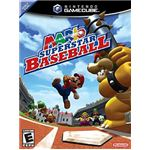 Mario Superstar Baseball cover art