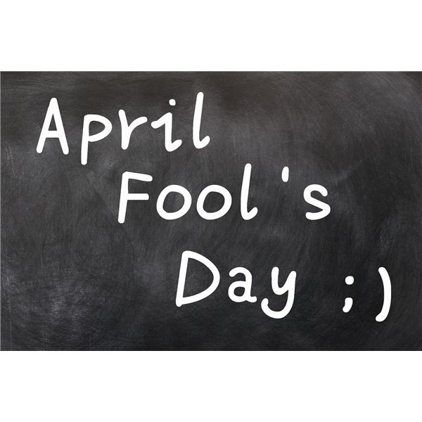 The Origin of April Fool's Day