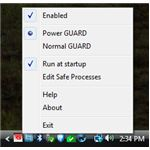 Handy Commands in using PE Guard