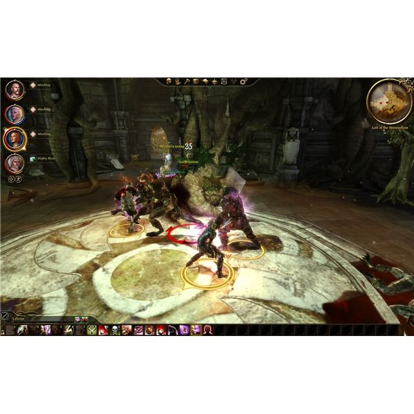 Dragon Age: Origins - Nature of the Beast - Killing Swiftrunner and Witherfang