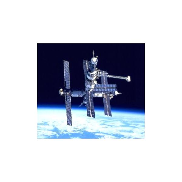 The Russian Space Program - In the 1980's:  The MIR Space Station and the Buran Shuttle Project