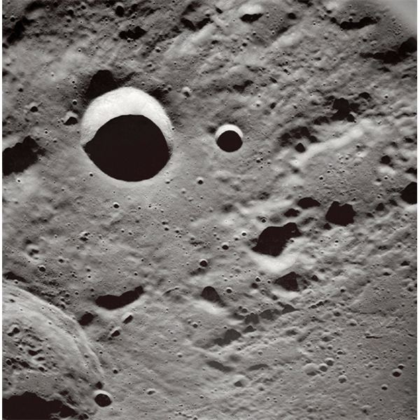It's a very exciting time to study the moon.
