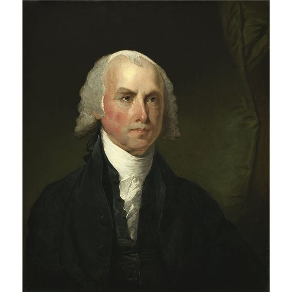 James Madison, First Author of the Bill of Rights