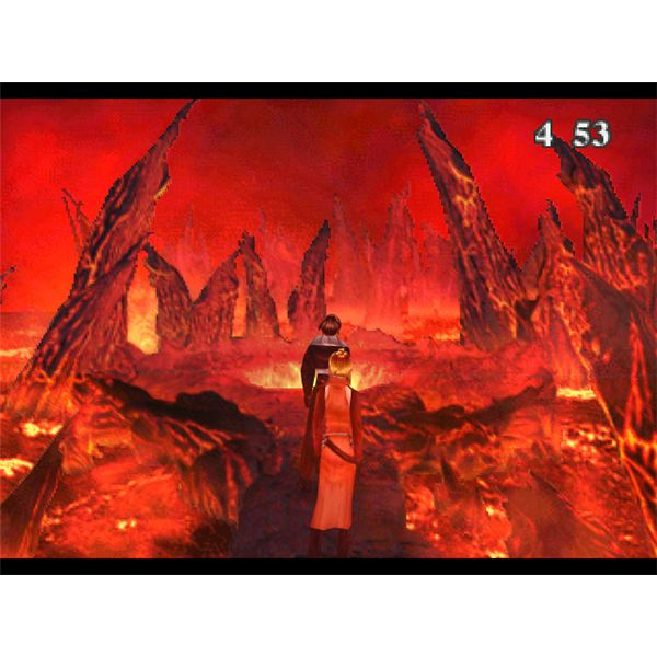 FF8 Walkthrough - Ifrit Area