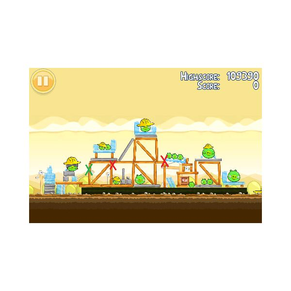 Angry Birds Walkthrough The Big Setup 11-1 to 11-11