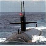 uss keywest-fast attack nuclear submarine