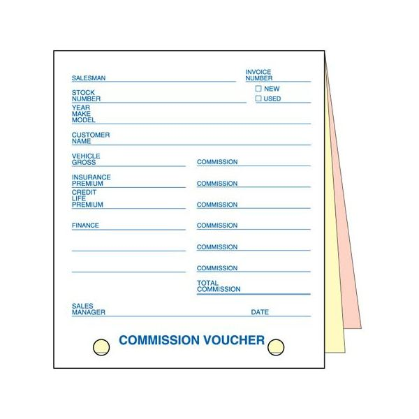 examples of sales commission agreement and compensation