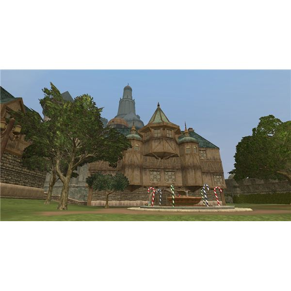 Everquest 2 Extended Houses & Guild Halls