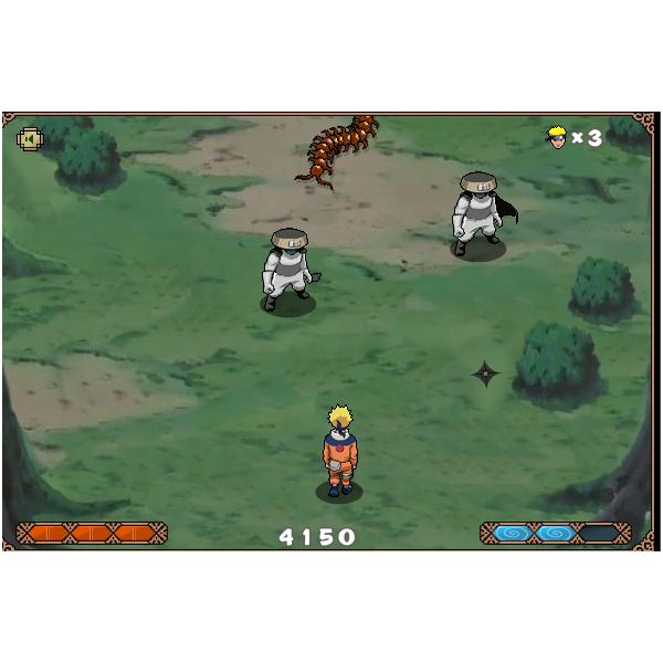 Naruto-Ninja-Survival: One of the best Free Naruto Games Online