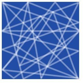 GIMP Tutorial - Straight Lines