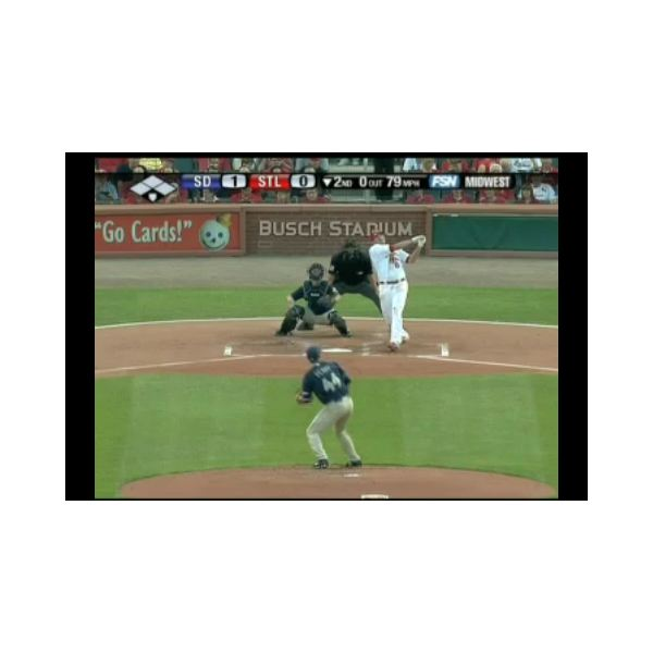 Video Highligh on Wifi network MLB.com At Bat