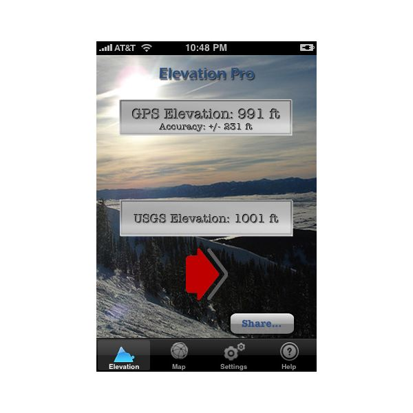 Discovering the Best GPS Elevation App for iPhone