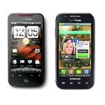 Samsung Fascinate vs HTC Incredible Phone Comparison