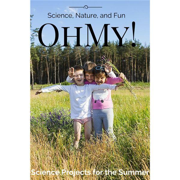 Science in the Summer: Fun Science Activities for Kids