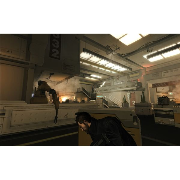 Deus Ex: Human Revolution Walkthrough - The First Mission