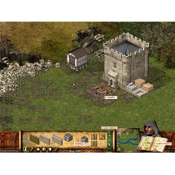 How To Play Stronghold: Understanding the Basics of the Game Interface
