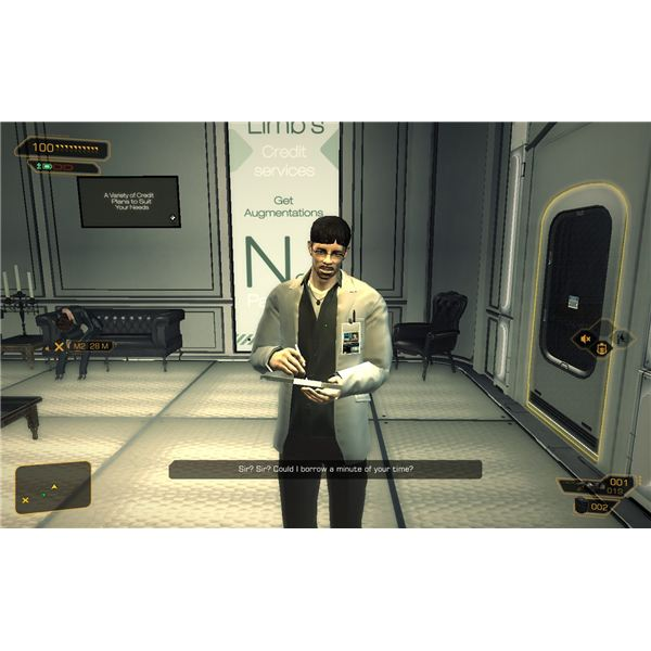 Deus Ex: Human Revolution Guide - The Second Set of Hengsha Side Quests