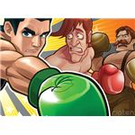 Little Mac defends in title in the Title Defense mode