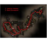 Justiciar Thommis Map Guild Wars